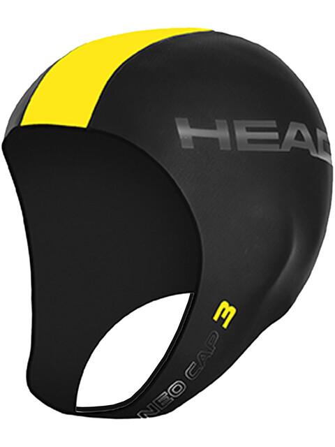 Head Neo Cap Black/Yellow